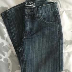 Nautica Size 6 Boys Straight Fit Jeans